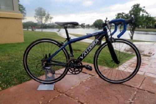 Sprint Road Bike - Valdora Sprint Aero Road / Triathlon Bike - Blue (Frame Only)