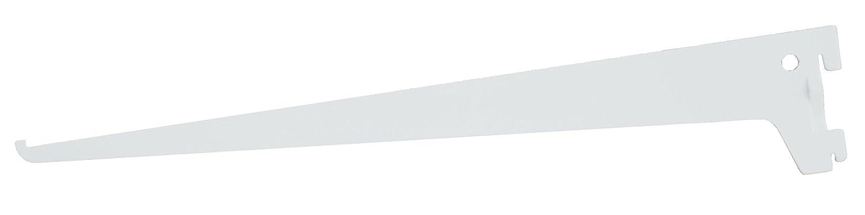 wei/ß DY280206 Connex Winkeltr/äger 300 mm St/ückandard 10 St/ück