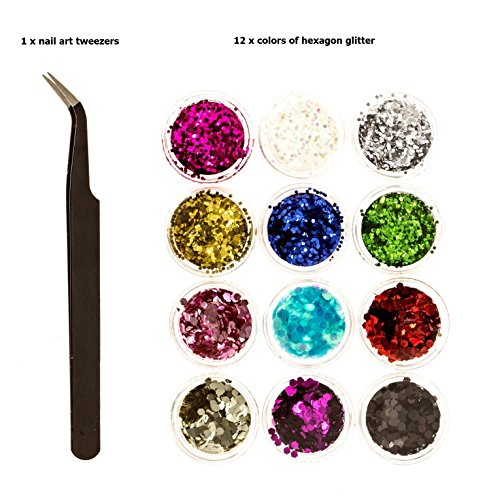 beaute-galleria-nail-art-decorations-hex-hexagon-sparkle-fine-glitter-rhinestones-set-in-various-col