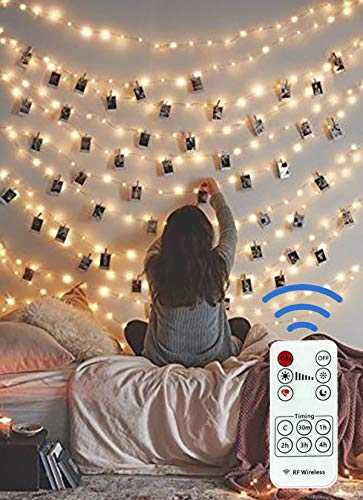 12APM String Lights Powered Bedroom product image