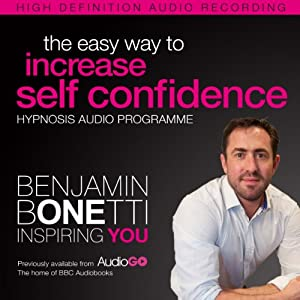 The Easy Way to Increase Self Confidence with Hypnosis Speech