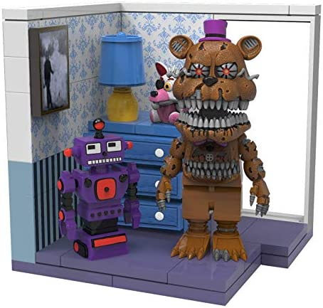 US SELLER - FITS LEGO Custom Figure Set Five Nights At Freddy/'s Original