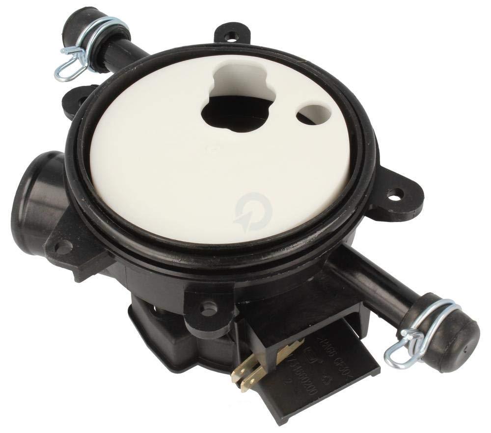 BEKO 1786500100 - Separador de agua para lavavajillas BEKO (6 vías ...