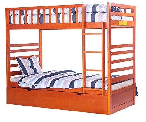 twin trundle bed for sale only 2 left at 60. Black Bedroom Furniture Sets. Home Design Ideas