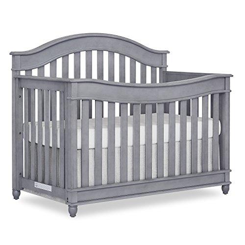 Evolur Hampton/ Parkland 5 in 1 LifeStyle Convertible Crib