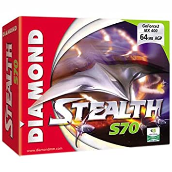 Amazon.com: Diamond Stealth S70 Cinematic 2d/3d tarjeta ...