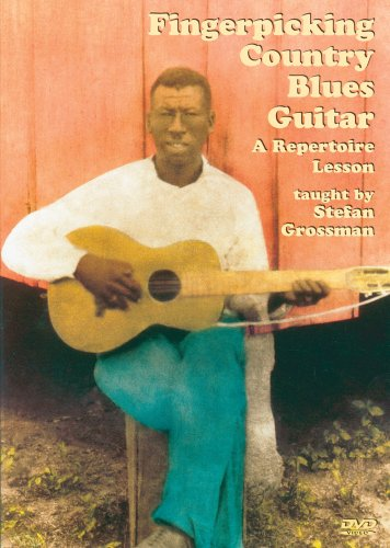Fingerpicking Country Blues Guitar A Repertoire Lesson Blues Guitar Workshop