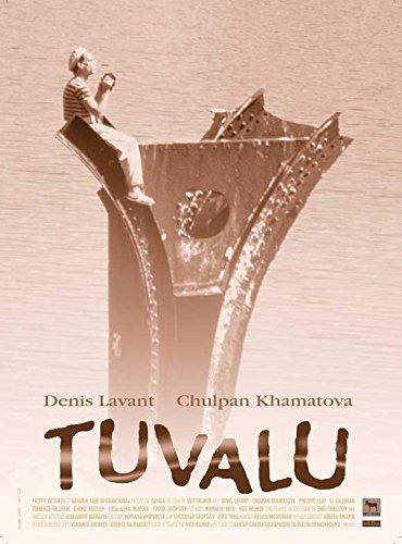 Tuvalu 11 x 17 Movie Poster