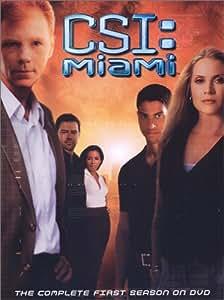 CSI: Miami: The Complete First Season [Import]