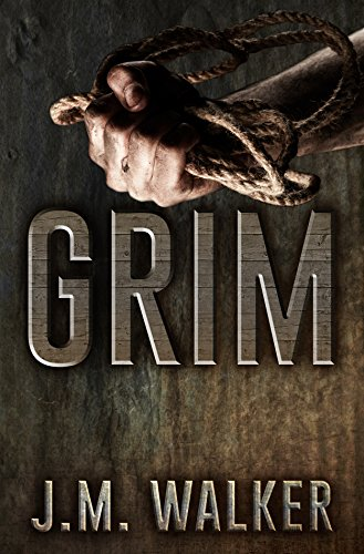 Grim (King's Harlots MC Book 3) by [Walker, J.M.]