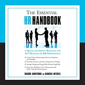The Essential HR Handbook Audiobook