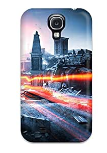 Awesome Design Battlefield 3 Aftermath Hard Case Cover For Galaxy S4