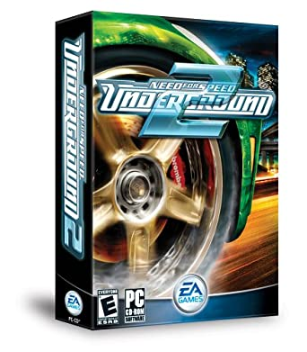 Amazon Com Need For Speed Underground 2 Pc Video Games
