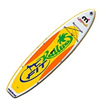 Mistral Inflatable Kailua iSUP Stand Up Paddle Board
