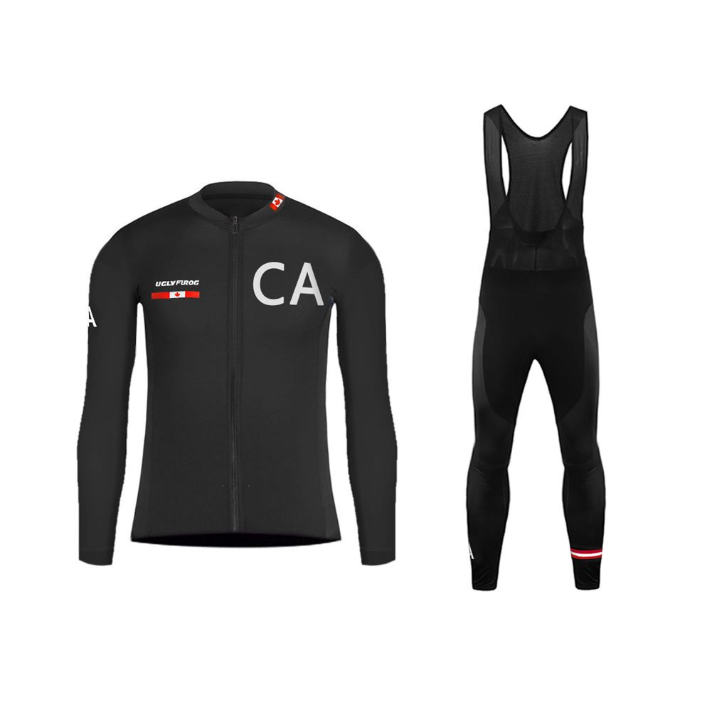 Uglyfrog Sportern 2015新しいファッションアウトドアスポーツ春長袖サイクリングジャージーTriathlon clothing B074DVPQ97 XL|カラー30 カラー30 XL