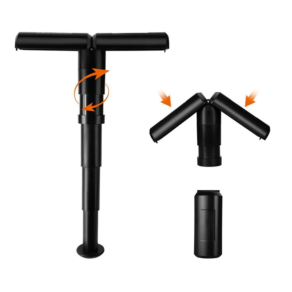 Hiking Lightweight Adjustable Stand-up Leaning Seat Outdoor Folding Stool Compact Foldable Chair for Travel Fishing NIUBIKELAS Portable Seat Camping Parks Folding Telescopic Stool