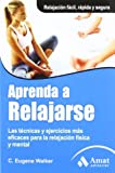 img - for APRENDA A RELAJARSE (Spanish Edition) book / textbook / text book