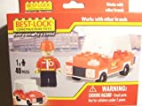 Best-Lock Construction Toys Fire 40 piece set - Best Reviews Guide