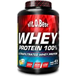 WHEY PROTEIN 100% 4 lb CAFE CREAM