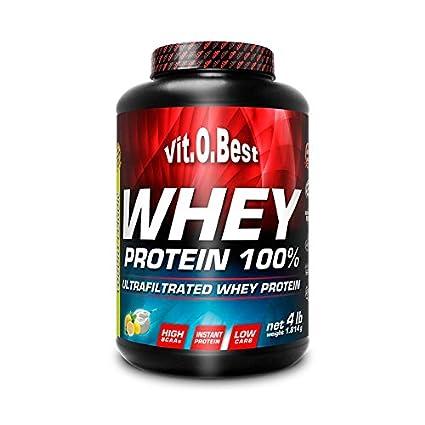 Vitobest Whey Protein 100%, Aroma de Chocolate - 1814 gr