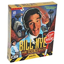 Bill Nye, the Science Guy: Stop the Rock! (Science Adventure Series)