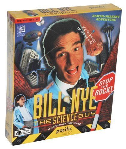 (Bill Nye, the Science Guy: Stop the Rock! (Science Adventure Series))