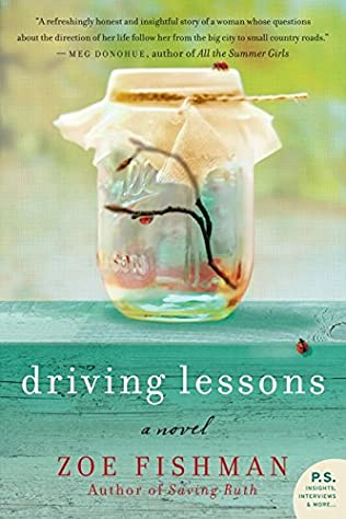 book cover of Driving Lessons