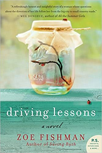 Driving Lessons A Novel P S Zoe Fishman 9780062059826