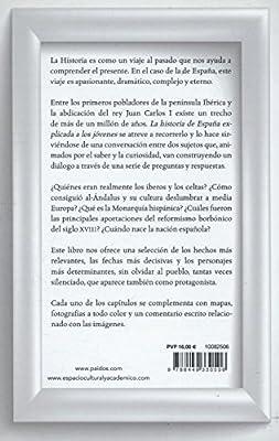 La historia de España explicada a los jóvenes Contextos: Amazon.es ...