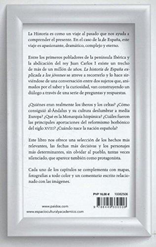 La historia de España explicada a los jóvenes Contextos: Amazon.es: Miquel Caralt Garrido: Libros