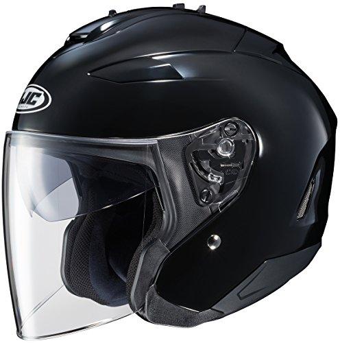 HJC Is-33 Ii Black Size:XLG Motorcycle Open-face-helmet