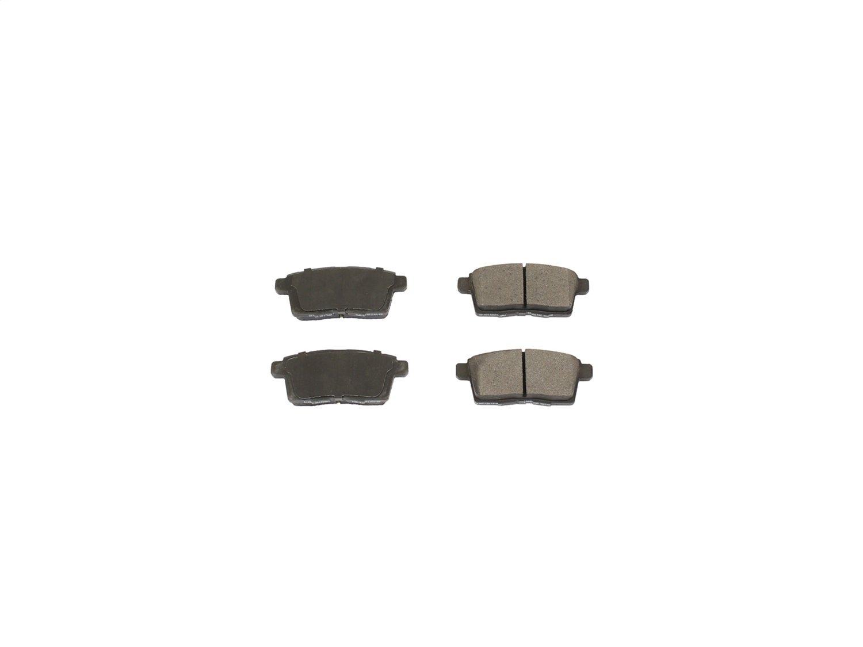Power Stop PM18-1259 Posi-Mold Metallic Brake Pad