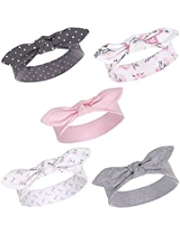 Baby Girls' Headband, 5 Pack