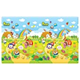 Parklon Soft Mat - Pororo Fruit Land Play Mat by Parklon