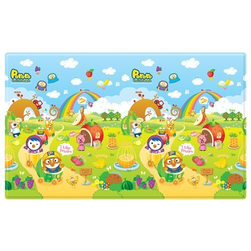 Parklon Soft Mat - Pororo Fruit Land Play Mat by Parklon by Parklon
