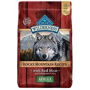 Blue Buffalo Wilderness Rocky Mountain Recipe Dry Adult Dog Food