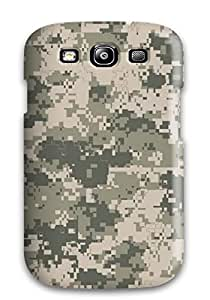 New Arrival Galaxy S3 Case Excellent Digital Camo Case Cover