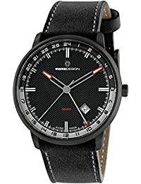 MOMODESIGN ESSENZIALE GMT Men's watches MD6005BK-12