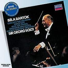 Bartok: Concerto for Orchestra etc