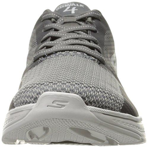 Skechers Scarpe Go Walk 4 Elect Grigio Formato: 45.5