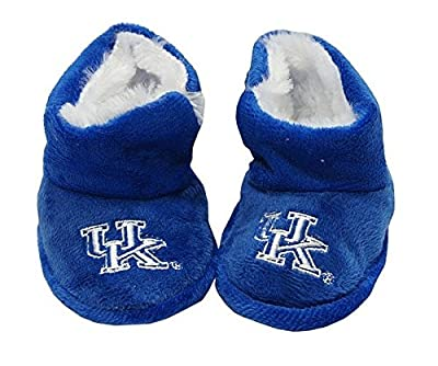 Kentucky Wildcats Slippers - Baby High Boot - Licensed NCAA College Gift