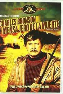 Mensajero De La Muerte [DVD]: Amazon.es: Charles Bronson