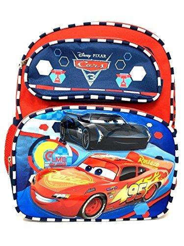 Cars Disney Pixar Deluxe 3D Embossed 12.5