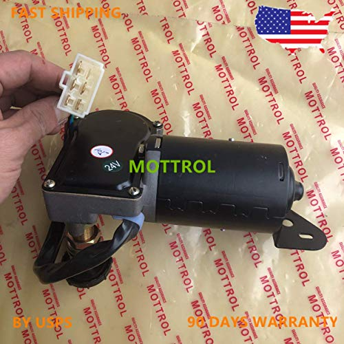205-06-71410 203-06-41720 WIPER MOTOR FITS Komatsu PC220-3 PC200-3 PC300/400-3 PC100-3 PC60-3/5 PC80