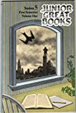 img - for Junior Great Books, Series 5, First Semester, Volume One, (Charles, The Nightingale, Thank You, M'am, Fables, The Happy Prince, Fresh) (JUNIOR GREAT BOOKS, Series 5, Volume One) book / textbook / text book