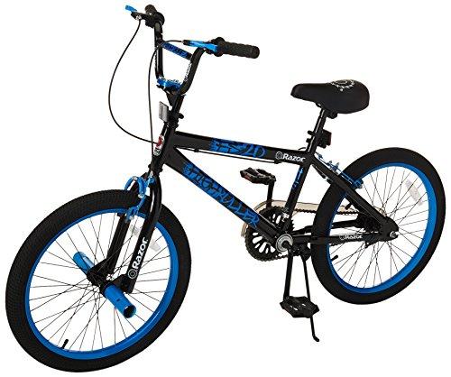 45c4f9a2f8806 Galleon - Razor High Roller BMX Freestyle Bike