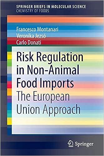 Descargar El Autor Torrent Risk Regulation In Non-animal Food Imports: The European Union Approach Gratis PDF