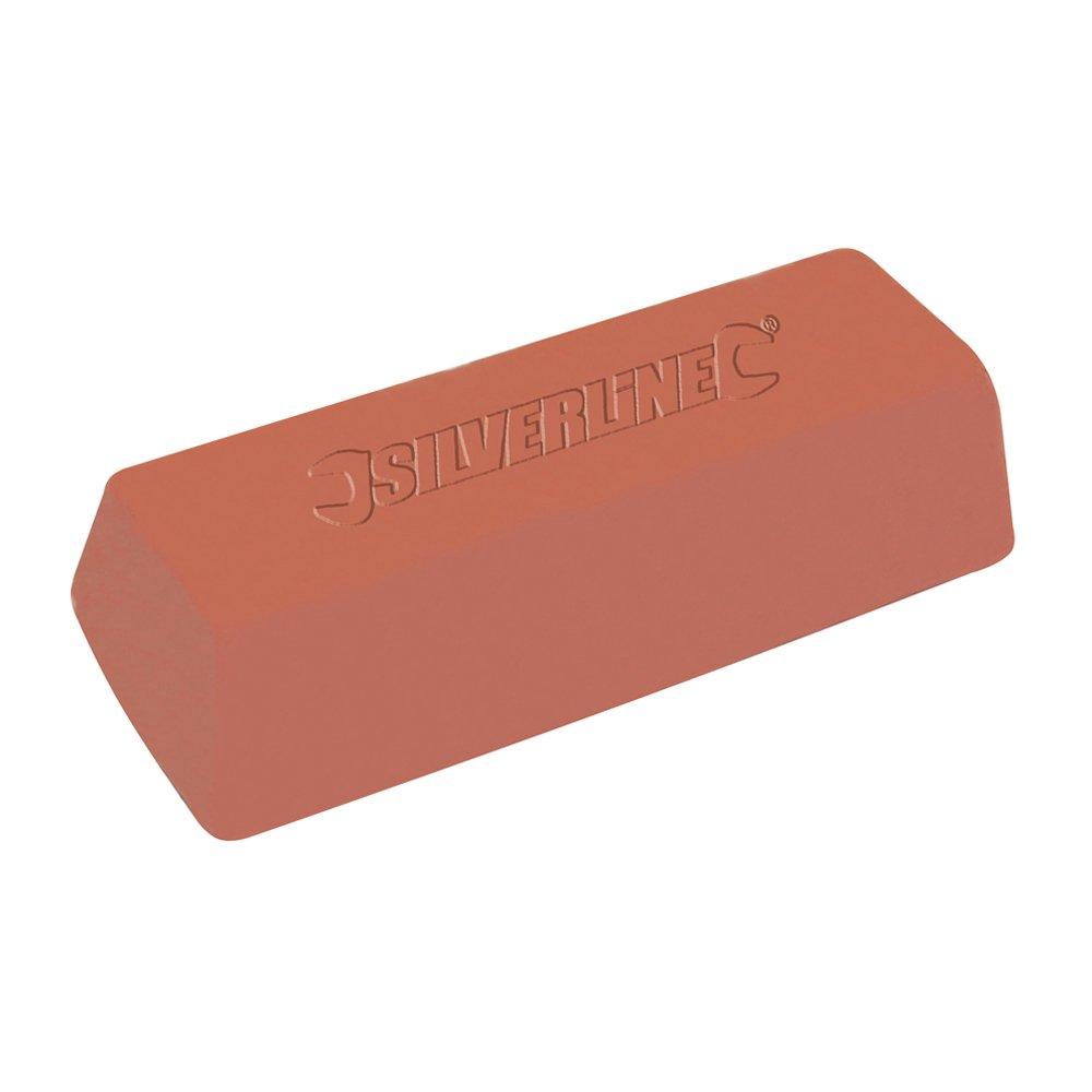 Silverline 107874 - Pasta para pulir de color blanco (500 g) Toolstream