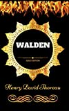 Image of Walden : By Henry David Thoreau : Illustrated