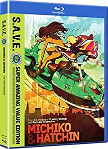 Michiko & Hatchin - Complete Series - S.A.V.E. [Blu-ray]